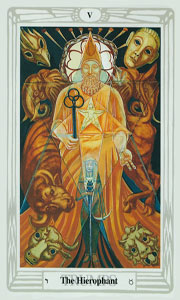 Hierophant by Crowley