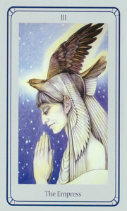 Empress by Via Tarot Life Path