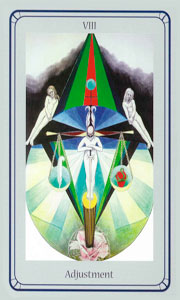 Strength by Via Tarot Life Path